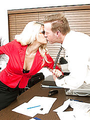 Sex at Work, Naughty Office Sex with Jazy Berlin