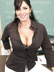 SexSecretary, Tara Holiday is my First Love Professor