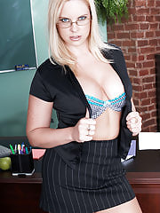 Hardcore Office, Cameron Keys was my own Primarily Sex Educator