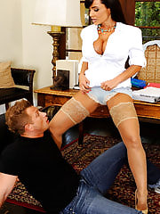 Officesex, Lisa Ann is my Primarily Intimate Tutor